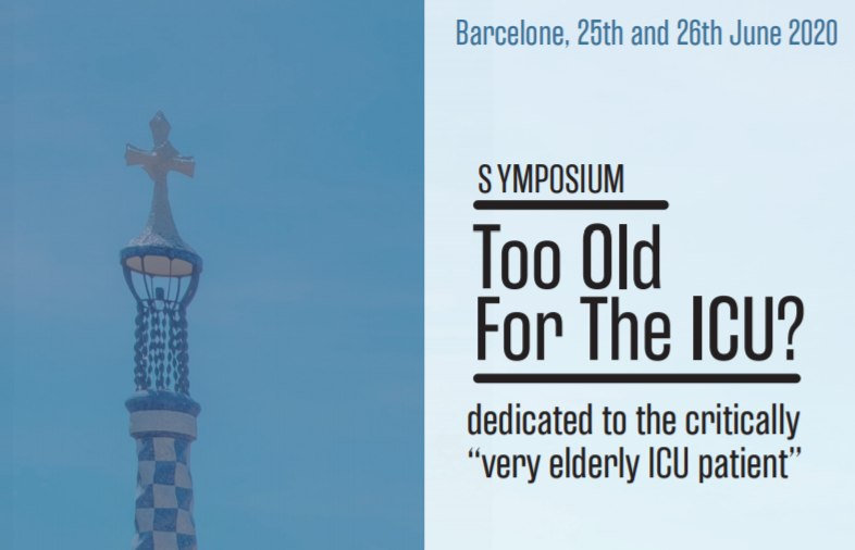 barcelona vip symposium too old for icu